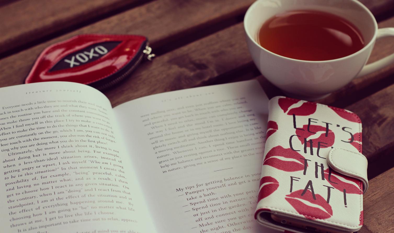 コトハスティー,デトックス,便秘,紅茶と本