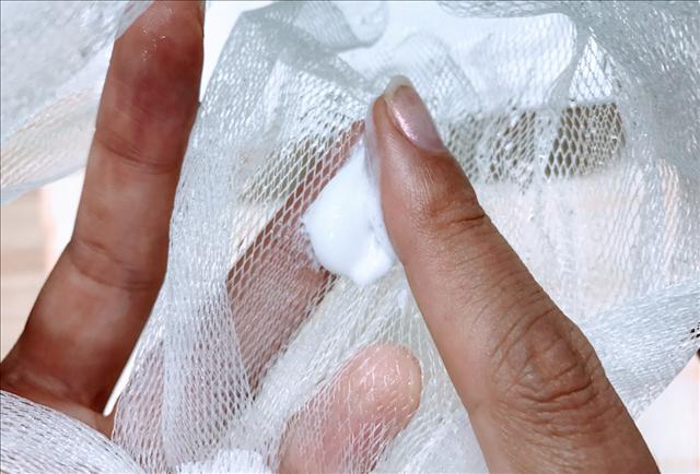 キレイ・デ・ボーテ,フレッシュソープ,もっちり,泡洗顔,泡立てネット