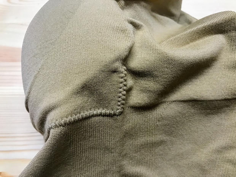 グラマーシェイププレミアム,立体編み