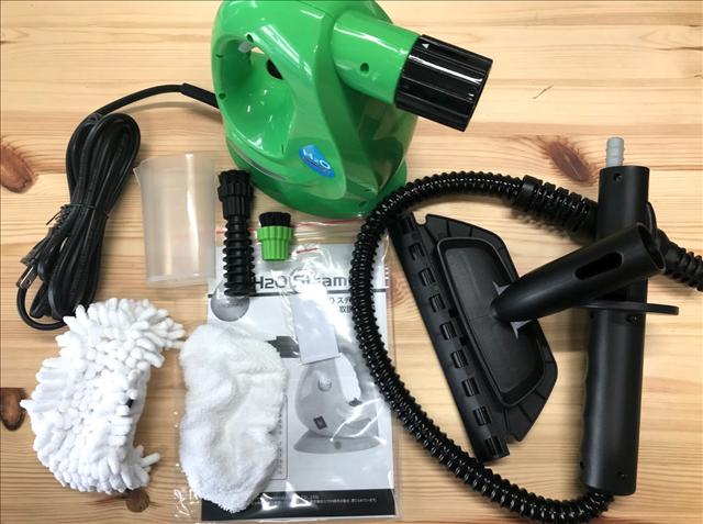 H2OスチームFXのレビュー。ヤバっ…こんなの初めて掃除が楽しい!