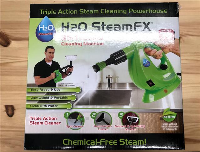 H2OスチームFXの箱