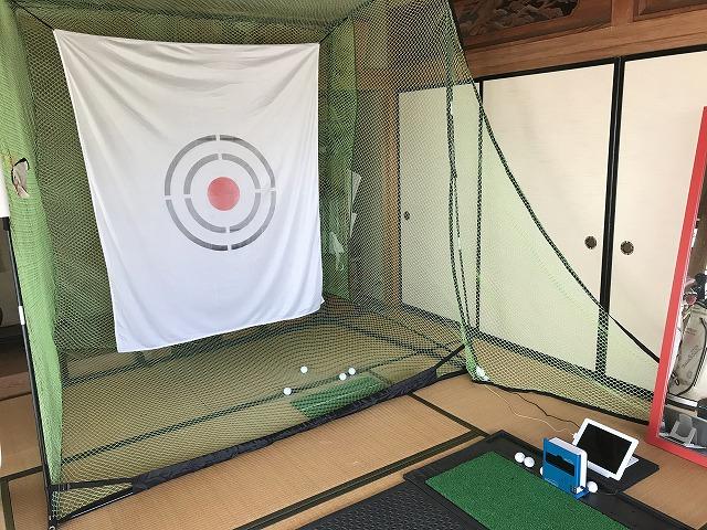 弾道測定器スカイトラックを和室に設置。1年間使って窓を割った口コミ